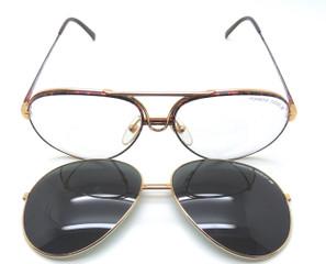 Porsche Design Interchangeable Sunglasses and Prescription Lenses