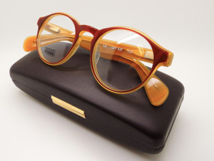 Buy Round Prescription Glasses By Gianfranco Ferré from www.theoldglassesshop.com