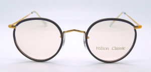 Vintage 14 karat rolled golled Panto frames hand made in London