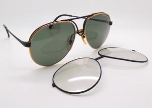 Designer Porsche interchangeable Sunglasses from The Old Glasses Shop Ltd