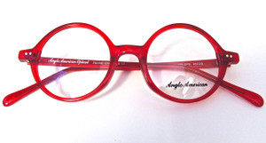 Retro round glasses from The Old Glasses Shop