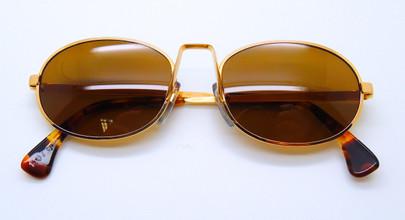 Oval Style Classic Sunglasses