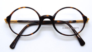 Round Vintage prescription glasses frames from www.theoldglassesshop.com