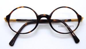 Round Vintage prescription glasses frames from www.theoldglassesshop.com