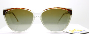 Polaroid 8810 designer vintage sunglasses