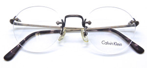 Vintage Calvin Klein Prescription Glasses from The Old Glasses Shop Ltd