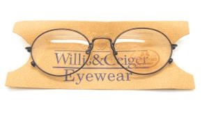 USA Vintage WILLIS & GEIGER Traveler 1 DB Prescription  Eye glasses 48mm lens