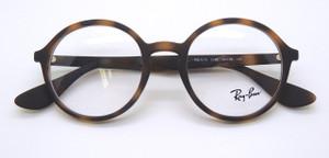 Rayban Round plastic frames