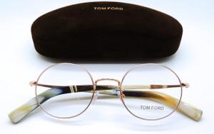 Tom Ford designer eyewear from The Old GLasses Shop Ltd