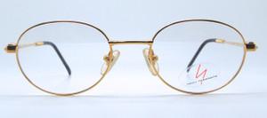 Yamamoto 4108 vintage Japanese eyewear from www.theoldglassesshop.co.uk