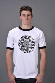 Retro Print T-shirt