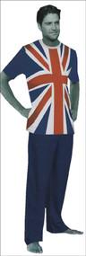 Union Jack Pyjama Set
