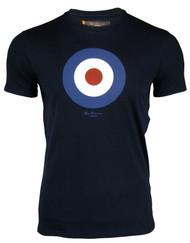 Ben Sherman Navy Target T-shirt