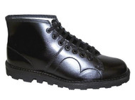 Grafters Original Monkey Boot Black