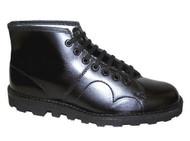 Grafters Original Monkey Boot Black