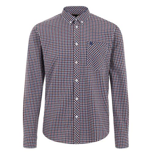 Merc Pitman Check Shirt