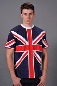 Classic Men Union Jack T-shirt