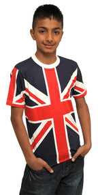 Kids Union Jack T-shirt