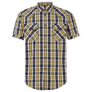 Morse Check Shirt