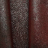 Big Horn Black Cherry (Heavy) - (Preorder) Buffalo Leather Sides