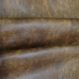Soft leather suitable for gloves, garments and crafts. This style has an antique look.