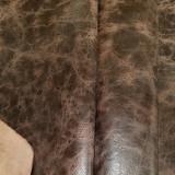 Antique Mocha - Buffalo Leather Sides