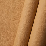 Ute 'Heavy' sand (beige) American Buffalo leather (Bison leather) sides