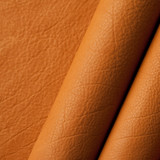 Ute &#039;Heavy&#039; saddle (tan) American Buffalo leather (Bison leather) sides