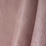 Ute Powder Pink - Buffalo Leather Hides