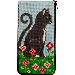 Purrfect Cat Eyeglass Case
