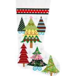 Merry Christmas Trees