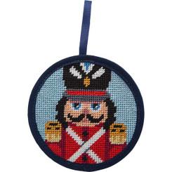 Nutcracker Soldier Ornament