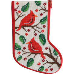Cardinals Mini Stocking