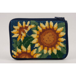 Sunflower Coin Purse