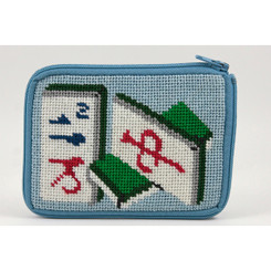 Mah Jongg Coin Purse