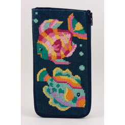 Tropical Fish Eyeglass Case