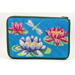 Waterlilies Purse