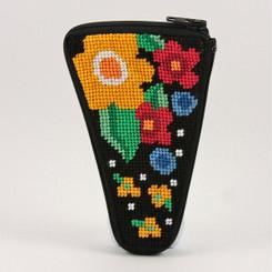 Floral Scissor Case