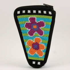 Flower Power Scissor Case