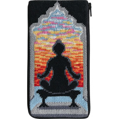Namaste Eyeglass Case