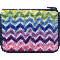 Chevrons Kids Coin Purse