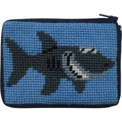 Shark Kids Coin Purse