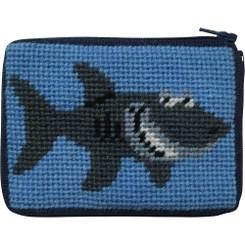 Shark Kids Coin Purse