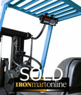 MWS Forklift Scale