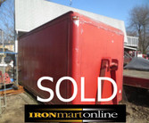 Hooklift Utility Box used for sale