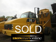 2008 CAT 735 Articulated Dump Truck used for sale