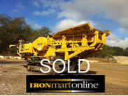 Komatsu BR550JG-1 Jaw Crusher used for sale