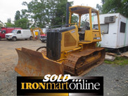 Deere 650H LT Dozer, in very good condition.