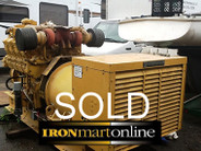1988 CAT 3508 750KW GenSet used for sale