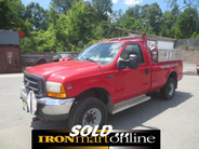 Ford F-350 XL Super Duty 4x4 Plow Truck, in very good condition.